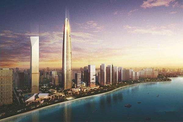 武汉全市写字楼平均租金达到每平方米每月75.7元